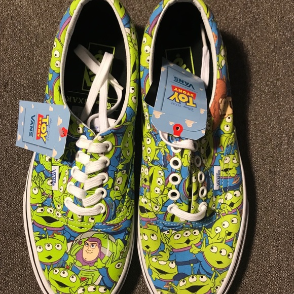 8bde54a3d4 Vans Disney Toy Story Limited Edition